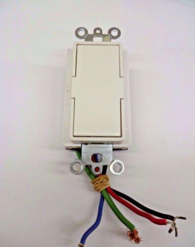 Leviton 6383 Remote Wall Switch White