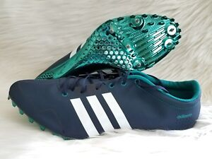 12 Sp Nuevo cleats Adizero Adidas Spikes sprint para hombre Af5662 5 Prime Track qwqU0EHpx