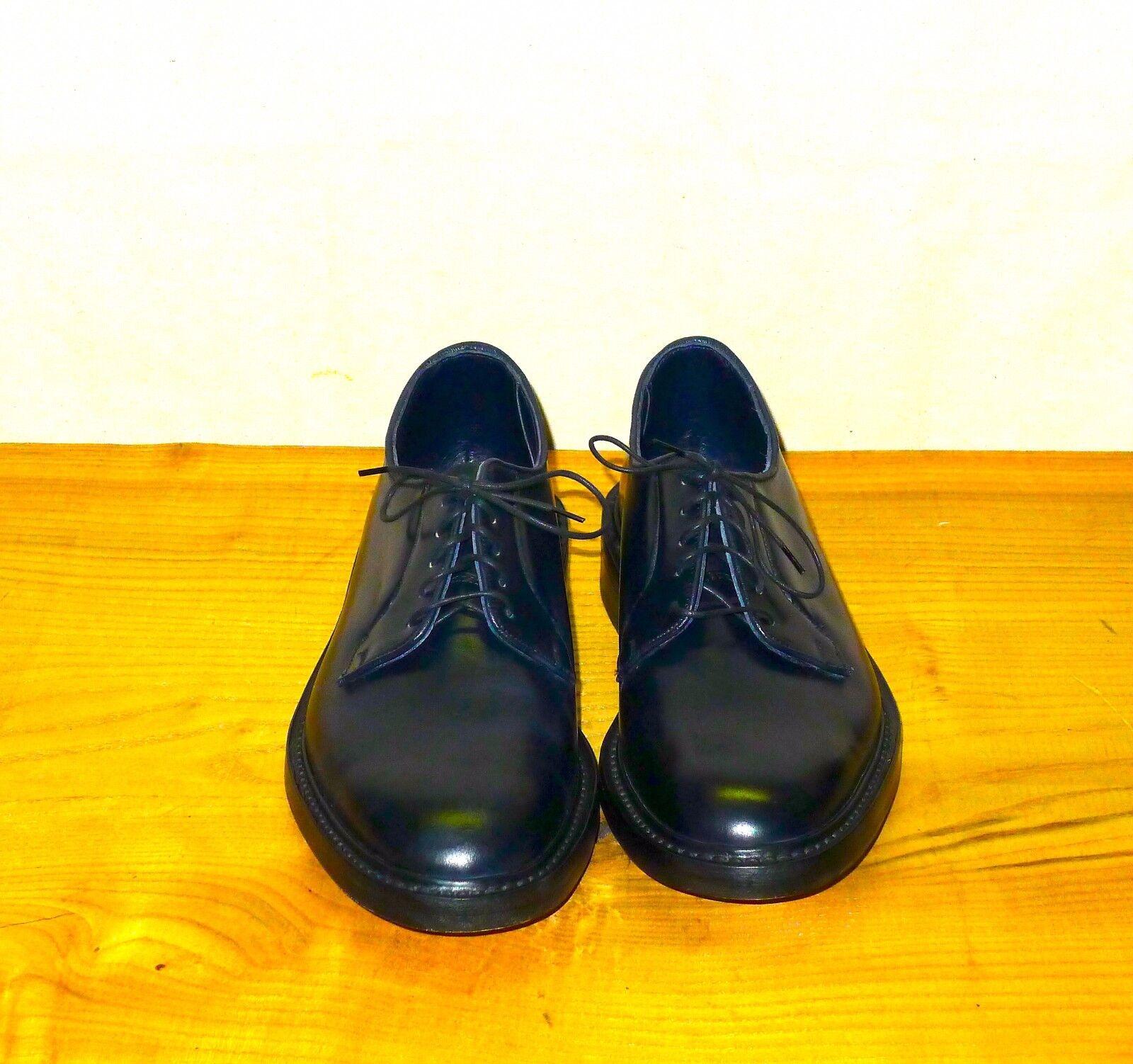 disponibile Tricker's Uomo Dark blu  Cordovan Robert Derby scarpe (Various (Various (Various UK Dimensiones) NIB  senza esitazione! acquista ora!