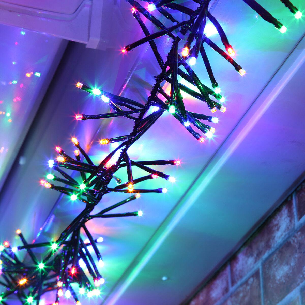 Connectpro connectable Outdoor Christmas DEL Cluster Fée Fée Fée Lumières 678e6c