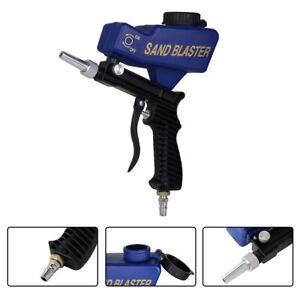 90PSI-Sand-Blasting-Guns-Gravity-Blast-Gun-Blaster-Pneumatic-Handheld-Machines