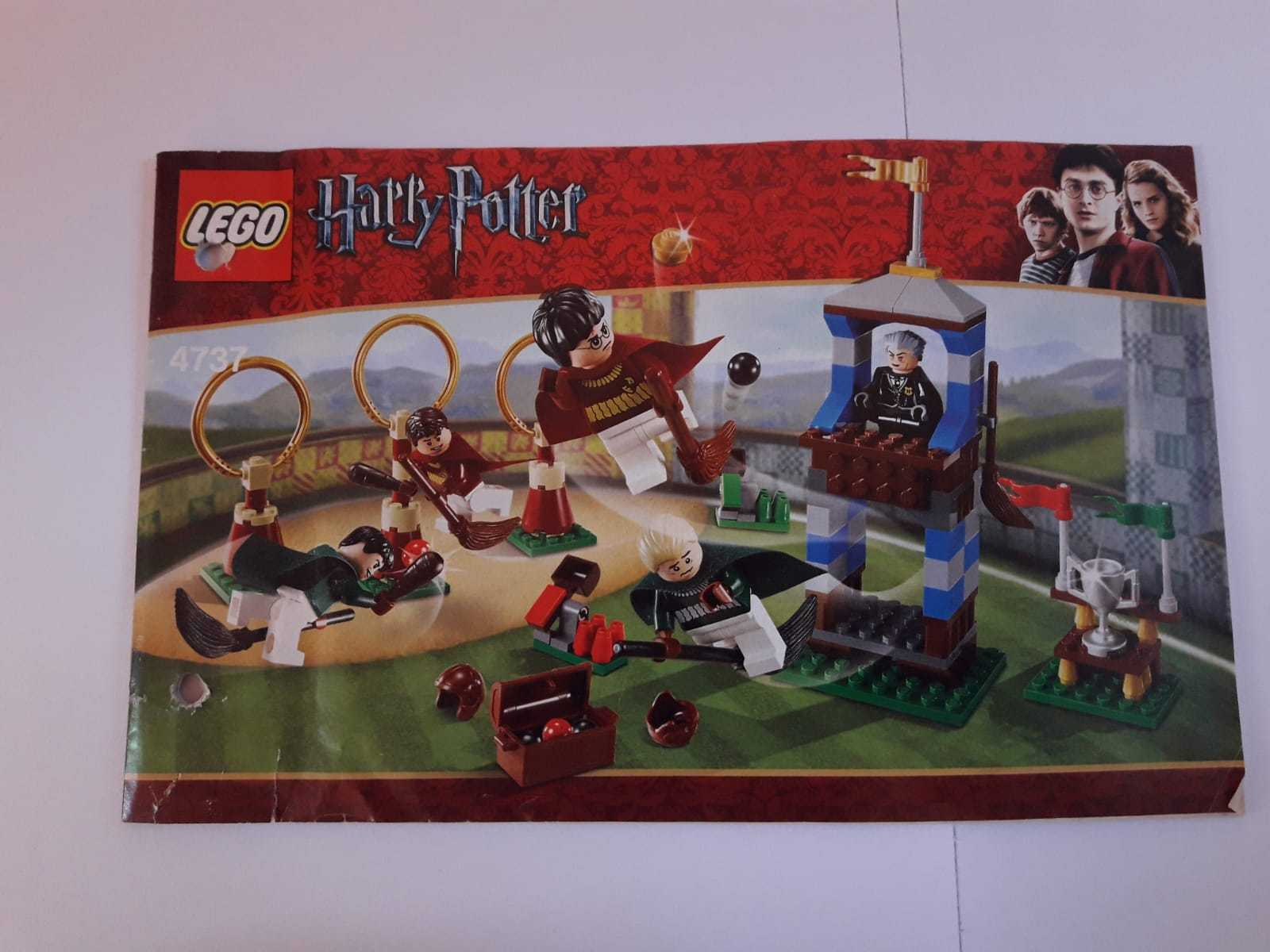Lego 4737 4737 4737 Harry Potter quidditch Turnier afa75f