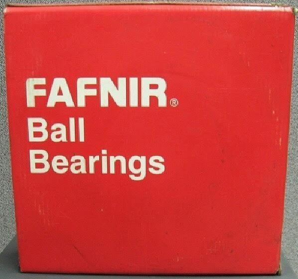 FAFNIR 302KD Single Row Ball Bearing