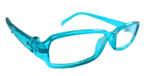 "Teal Glasses fits 18/"" American Girl Doll Accessories"