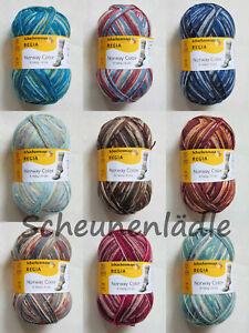 Wolle,stricken,Socken,Schachenmayr REGIA Color 150g Sockenwolle 6-fach