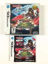 Yu-Gi-Oh ! 5d's Stardust Accelerator: World Championship 2009 / Jeu Nintendo DS