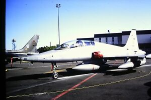 3-714-Northrop-NF-5B-Royal-Netherlands-Air-Force-K-4029-Kodachrome-Slide