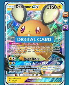 Dedenne-GX-57-214-for-Pokemon-TCG-Online-PTCGO