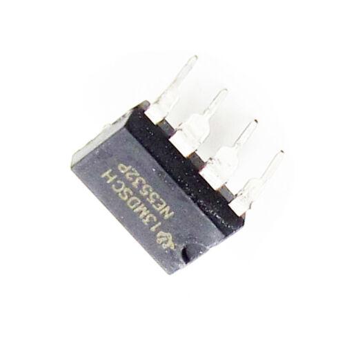 20Pcs Ne5532p Dual Ne5532 Ti Op-Amp Low Lärm Dip-8 Ic AHS