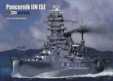Japanese Battleship IJN ISE paper model 1:200 huge 105cm