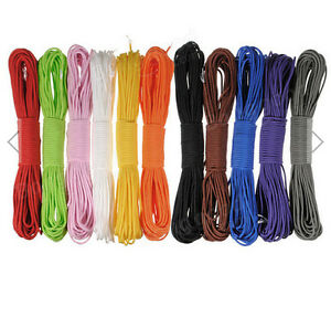 New-Nylon-Paracord-Parachute-7-Cord-String-Rope-for-Camping-Hiking-Mil-Spec-25FT