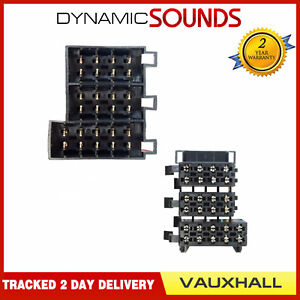 Parrot Bluetooth ISO T-Harness Wiring Mute Lead for Vauxhall Meriva 2004>