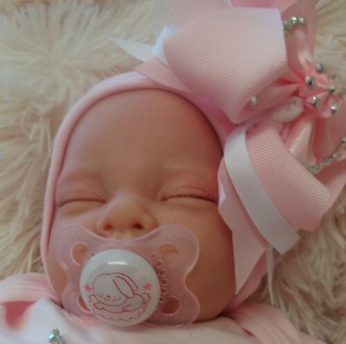 Reborn doll fake baby neonato la vita come Bambina Friendly!!!