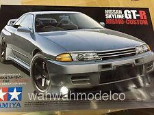 Tamiya 24341 1/24 Nissan SKYLINE GT-R (R32) NISMO-CUSTOM w/ Engine from Japan