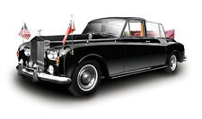 TSM 124365 ROLLS ROYCE PHANTOM V STATE car Queen Elizabeth II Bermuda 1975 1:43