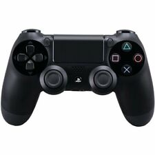 Sony OEM Dualshock 4 Wireless Controller For PlayStation 4 Jet Black 1Z