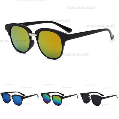 Stilvolle Sonnenbrille Herren Damen Brille Sonnenbrillen MirrorUV400 Linsen 003