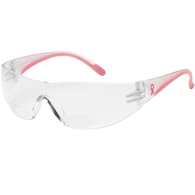 a948145c12 PIP Eva Women s Bifocal Reader Clear Lens Safety Glasses 1.75 Z87  250-12-0175