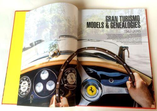 Ferrari Gran Turismo Models Hardback Book # 95998205 Algar Ferrari On Sale Now!!