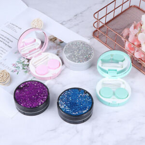Portable-Girls-Lens-Container-Contact-Lens-Case-Flowing-Sequins-Lens-HolderBL-BF