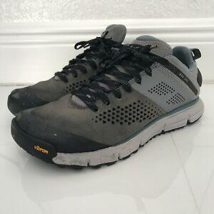 Danner Trail 2650 Mens 9.5 EE Wide Hiking Trail Grey Blue Athletic Sneakers