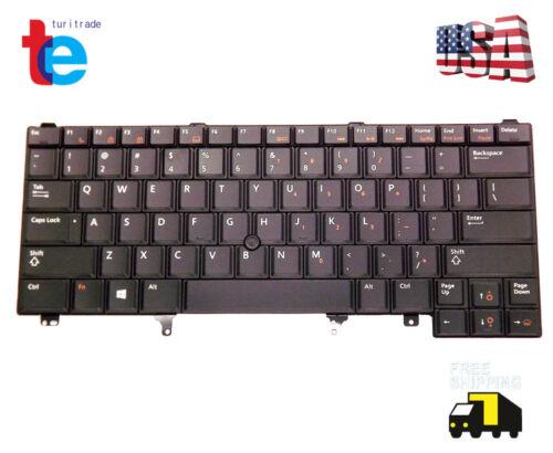 Dell Latitude E6320 E6330 E6420 E6430 E6440 E5420 E5430 Keyboard Backlit USA