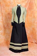 Viktorianisch/Edwardianisch Historisch Kleid, Maßgeschneidert Farbauswahl