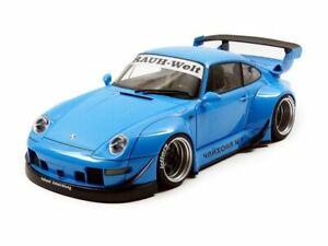 AUTOart-Porsche-911-993-RWB-Echelle-1-18