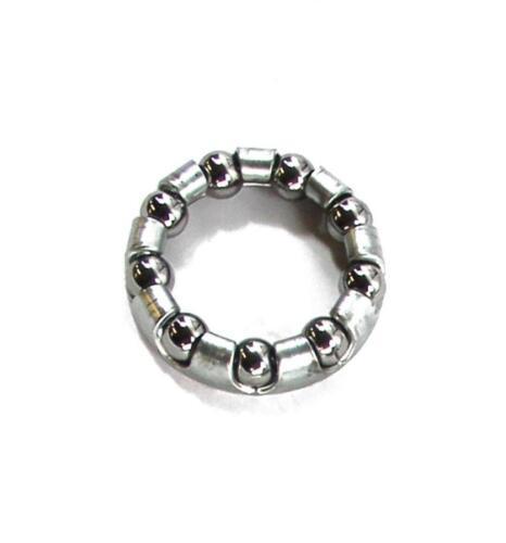 Bearing cage S15 9 balls 3//16 bottom bracket 25,5mm RIDEWILL BIKE Spare for bott