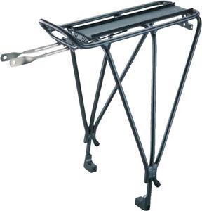 Topeak Explorer Rear Rack-Fits MTX Trunk Bags-Bicycle Rack-Black-New