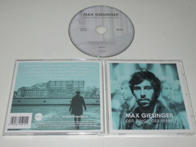 Max Giesinger – Le Junge, Le Fuit / BMG – 538259152 CD Album