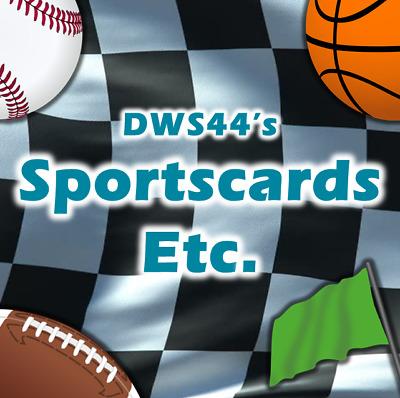 DWS44's Sportscards Etc.