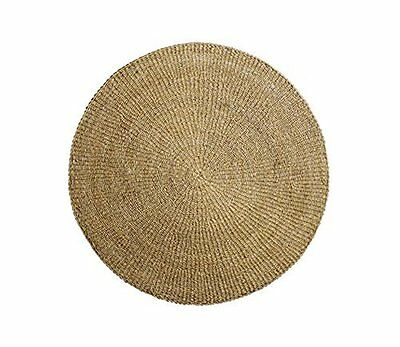 Bloomingville Circular Sea Grass Rug, 1.2m