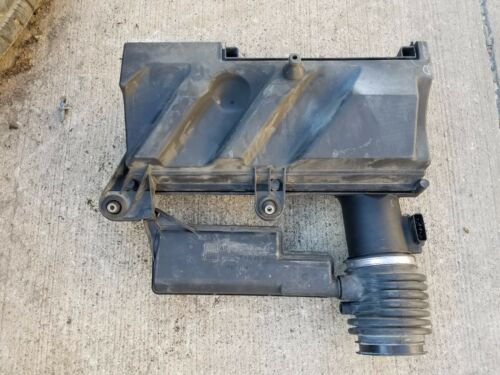 2001 02 03 04 05 07 2008 JAGUAR X TYPE AIR FILTER BOX MASS AIR FLOW 1X4312B579AB