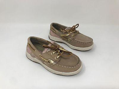 Girls Toddler Allcast Duck Shoe New Espresso//Pink N22