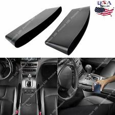 2PCS Car Seat Seam Storage Case Protect Catcher Slit Holder Organizer Box