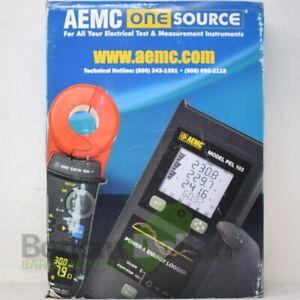 AEMC-6417-2141-02-Alarm-amp-Memory-Clamp-On-Ground-Resistance-Tester-W-Bluetooth