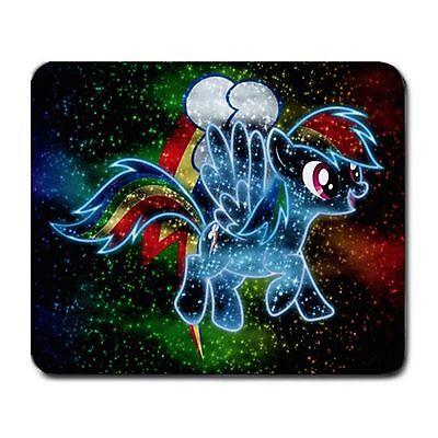 Rainbow Dash Stars Constellation- My Little Pony Mouse Pad mousepad