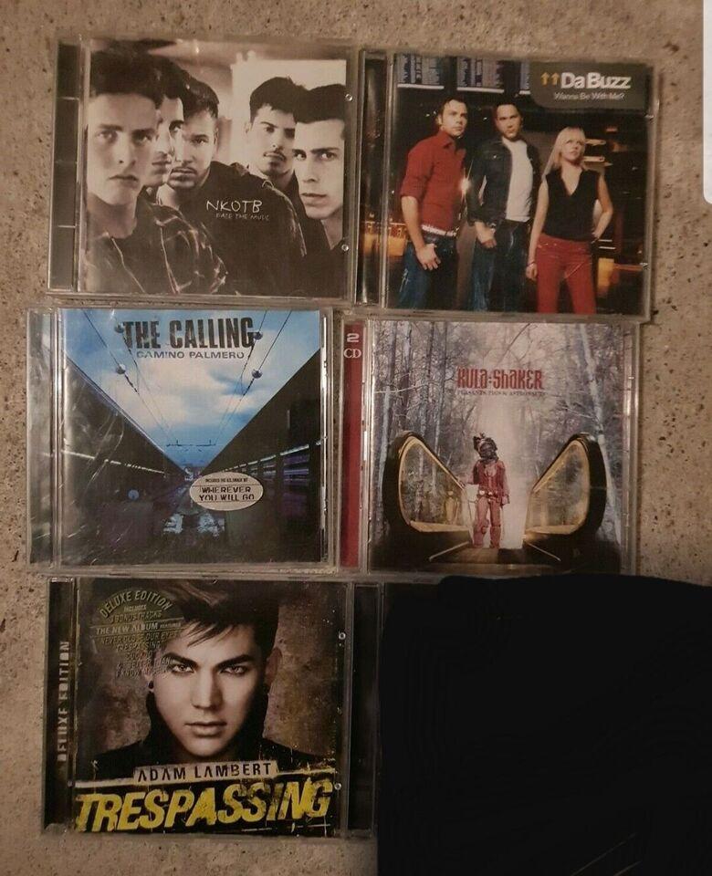 Adam Lambert: Trespassing, andet