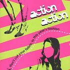 Don't Cut Your Fabric to This Year's Fashion by Action Action (CD, Sep-2004, Victory Records (USA))