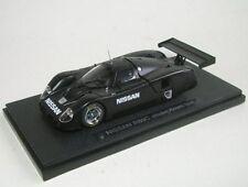 Nissan R89C Shake Down Test