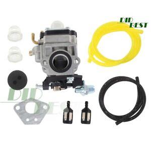 Vergaser-fuer-Fuxtec-FX-MS152-Motorsense-mit-Dichtung-Gummituelle-Benzinfilter
