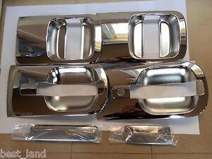 Chrome DOOR CATCH COVER MOLDING 1set MADE KOREA for Hyundai GRAND ...