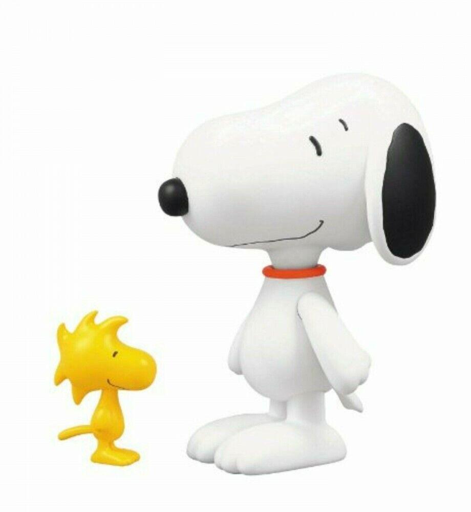 Medicom giocattolo UDF159 ultra dettagliato cifra SNOOPY E WOODSTOCK JUN121988