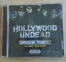 Hollywood Undead : American Tragedy (Deluxe Edition) CD (2011)