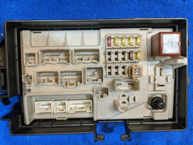 Fuse Box For 2005 Lexu Es330