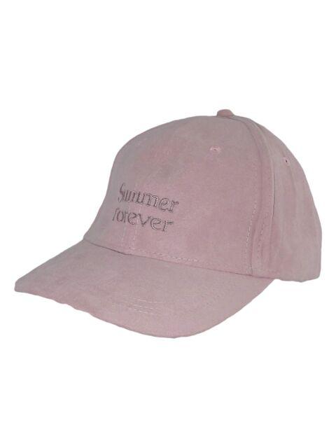 prezzo folle prodotti di qualità vendita calda a buon mercato Kiabi Cappello Donna Rosa Visiera Taglia unica One Size