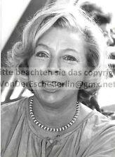 Eva Maria RAYMOND Witwe Fred RAYMOND Komponist  VINTAGE OriginalFOTO: Ingo BARTH