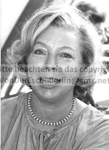 Eva-Maria-RAYMOND-Witwe-Fred-RAYMOND-Komponist-VINTAGE-OriginalFOTO-Ingo-BARTH
