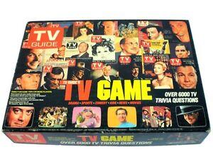 vintage tv guide game board game ebay. Black Bedroom Furniture Sets. Home Design Ideas